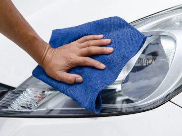 como limpiar coche con productos caseros