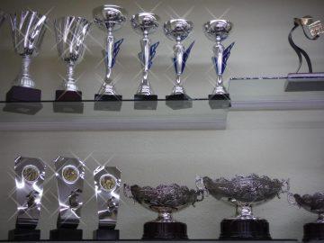 trofeos plata